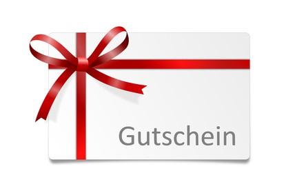 Geschenk Gutschein 175 Euro