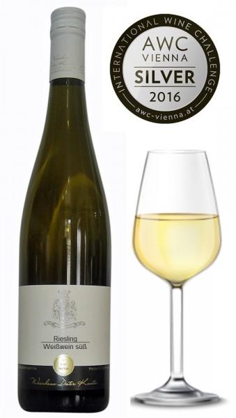 Weinset liebliche und süße Weißweine