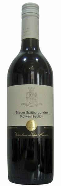Weinset: 18 x Rotweine lieblich und Rosewein süß 2016er