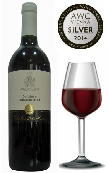 Weinset Rotweine im Barrique gereift
