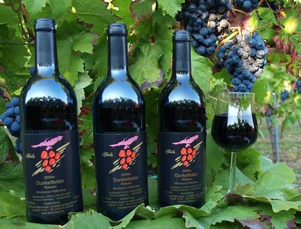 Weinset 12 x lieblicher Rotwein und Rotwein süß