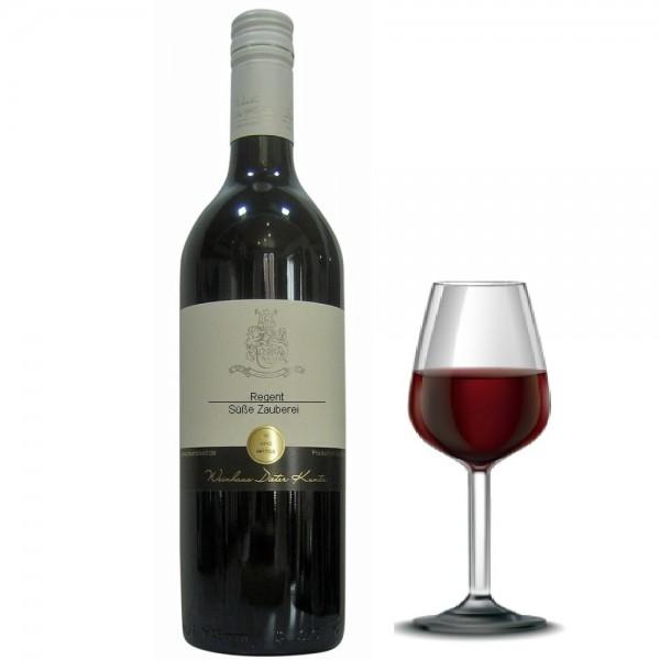 Weinset Süße Rotweine