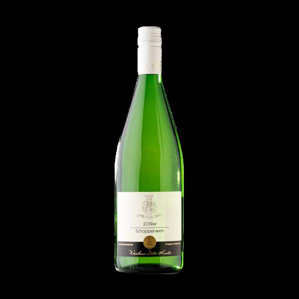 Schoppenwein für die Weinschorle oder pur - Jahrgang 2019
