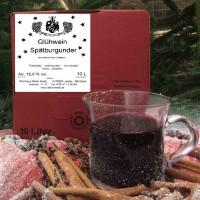 Spätburgunder Glühwein 10 L SILBER* Bag in Box