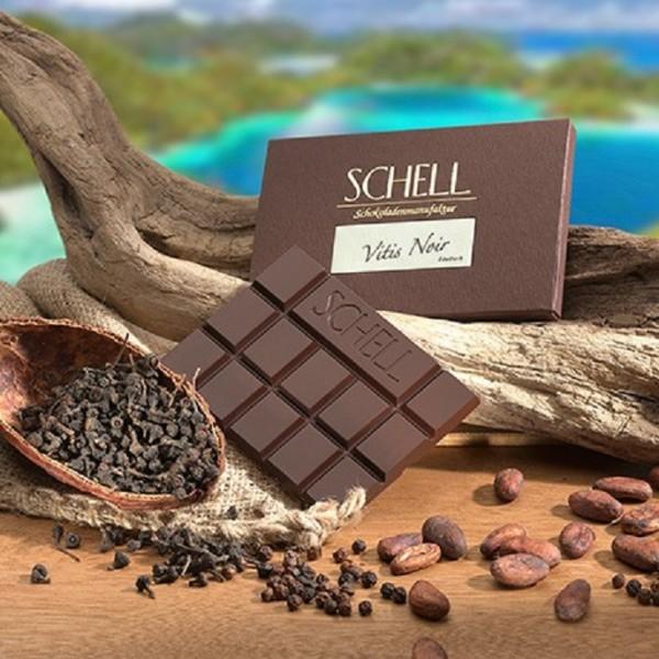 Schokolade edelherb Vitis Noir
