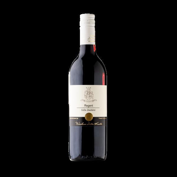Suesser Regent Rotwein aus der Pfalz 2019