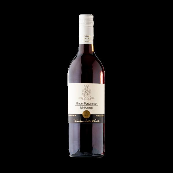 Blauer Portugieser Rotwein feinfruchtig aus der Pfalz
