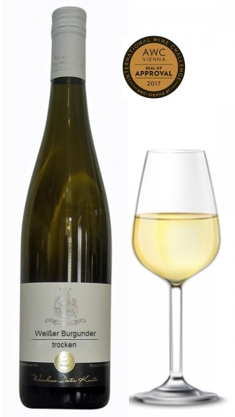 Weinset Weißwein Burgunder trocken