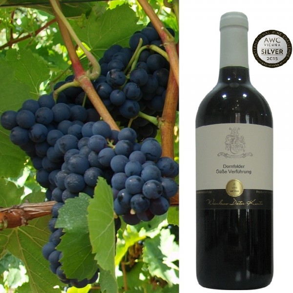 Weinset 18 x Rotwein süß und Weißwein süß