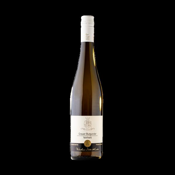Feinherber Grauburgunder Weisswein aus der Pfalz
