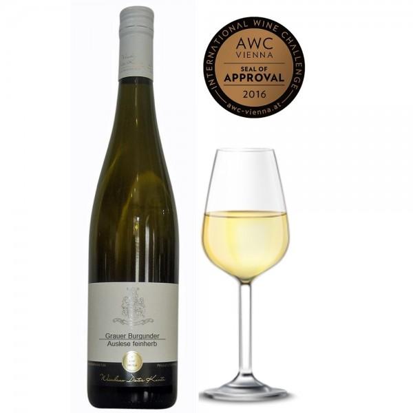 Weinset feinherbe Weißweine und Blanc de Noir