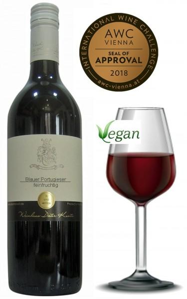 Portugieser Rotwein feinfruchtig 2017