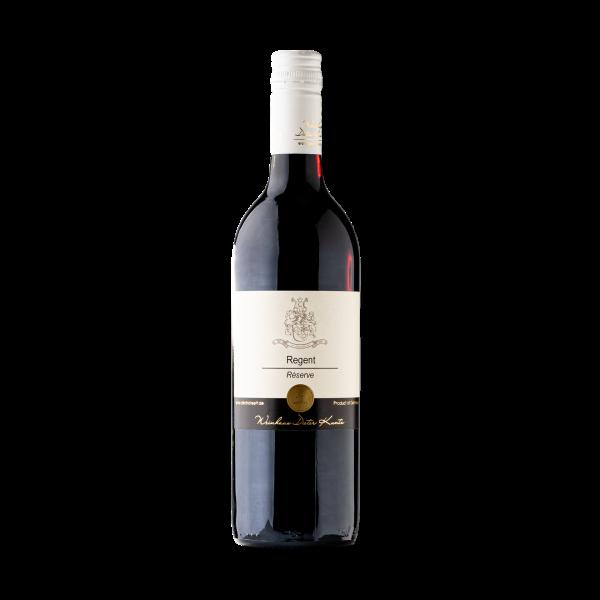 Regent Reserve Rotwein trocken aus der Pfalz Jahrgang 2018