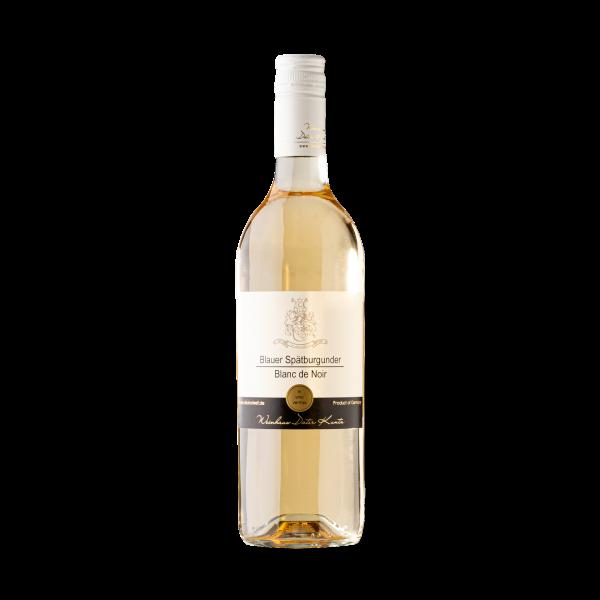 Blauer Spaetburgunder Blanc de Noir 2019 aus der Pfalz
