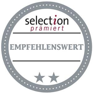 Auszeichnung Dornfelder Glühwein
